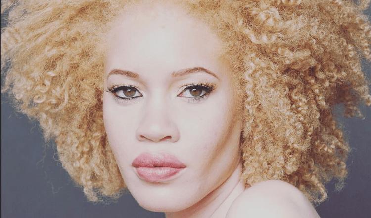 Diandra Forrest, mannequin américaine