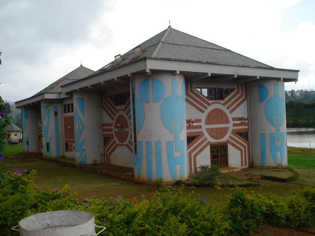 Sur la route de l'Ouest Cameroun – Dschang