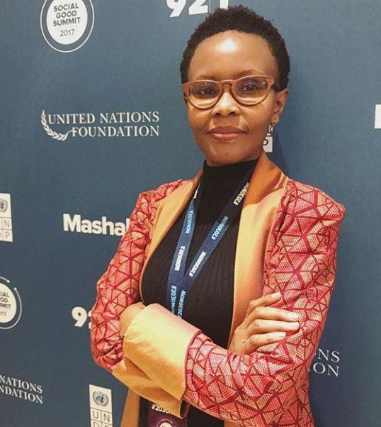 Juliana Rotich, informaticienne et entrepreneure sociale