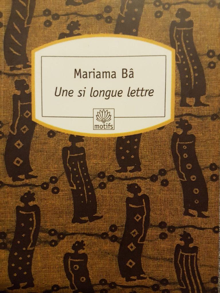 Une si longue lettre – Mariama Bâ